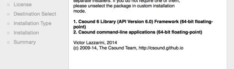 Csound 6.04 Released